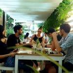Therapy Bistro, cafenea boema la Moxa in Bucuresti
