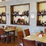 Trattoria Il Mulino, restaurant cu bucatarie traditionala italiana langa Manastirea Radu Voda