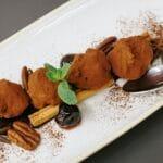 Homemade Truffles  la restaurantul AV8 din Piata Victoriei