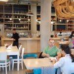 Ivan Pescar & Scrumbia Bar, restaurantul lui Ivan Patzaichin la The Ark la Piata de Flori