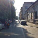 Strada Mihail Moxa pe la bistrourile Therapy si La Taifas