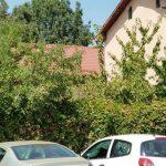 Strada Margelelor din Militari in zona restaurantului romanesc Cocosu Rosu