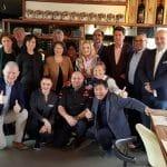 Evaluatorii Restocracy la Topul Mancarurilor 2018, categoria Sushi