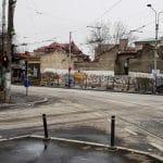 Bulevardul Dacia, strazile Icoanei si Alecu Russo, cu restaurantul libanez Maher