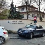 Cartierul Primaverii din Bucuresti, cu restaurantul Mesogios Seafood