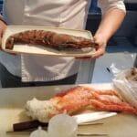 Crabi si creveti la Bistromar in Piata Floreasca