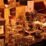 DIVINE Cognac & Desserts Pairing by Kvint @ English Bar (Athenee Palace Hilton Bucharest)