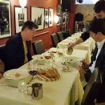 Evaluatorii Restocracy la Topul Mancarurilor 2018, categoria Seafood