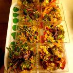 Lansarea meniului de primavara si a Scolii de bucatari vegani Rawdia