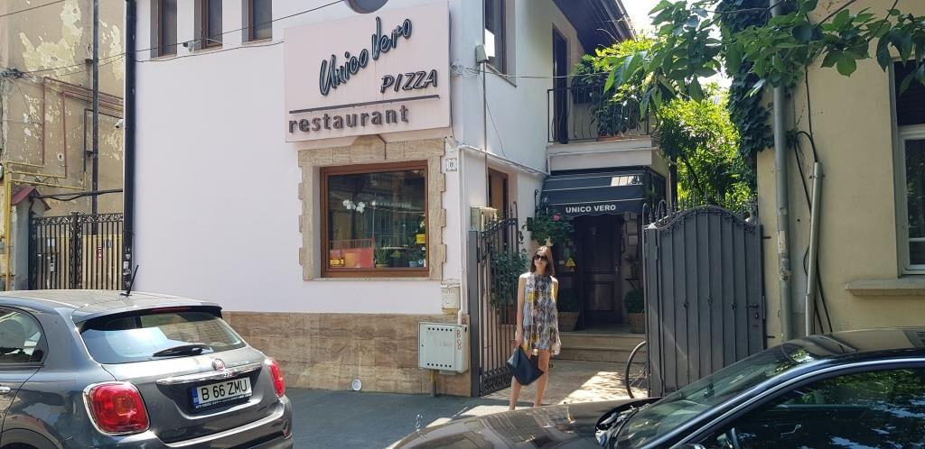 Unico Vero, restaurant italian si pizza
