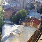 Centrul Vechi vazut de sus, de pe terasa restaurantului Linea / Closer to The Moon