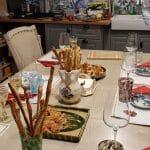 Invitatie la o cina italieneasca cu prietenii in bucatarie...