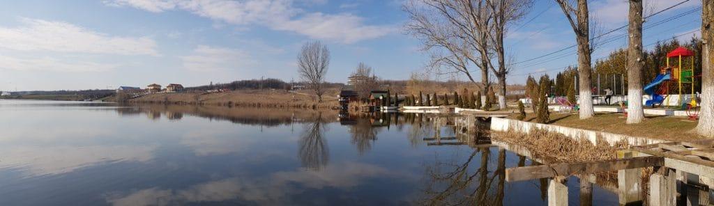Laguna Verde, restaurantul pescaresc de pe Balta Balotesti Fieni langa Bucuresti