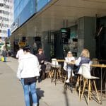 America House cu Gram Bistro, Benedict Bistro, Starbucks si alte restaurante