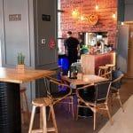 Benedict Bistro Cafe de la Europa House in Piata Victoriei din Bucuresti