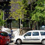Bulevardul Primaverii, cu restaurantele Osho, Fior di Latte, Buongiorno si altele 1