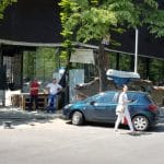 Bulevardul Primaverii, cu restaurantele Osho, Fior di Latte, Buongiorno si altele 6