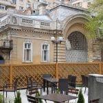 Casa Oamnilor de Stiinta (COS - Parcul Trandafirilor), un restaurant strigoi al Bucurestiului