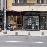 Hai la o Kfea, cafenea minuscula pe Calea Victoriei