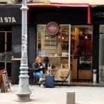 Kfea, cafenea pe Calea Victoriei din Bucuresti
