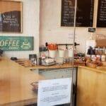 OKfea, cafenea mica si juice bar in Calea Victoriei din Bucuresti