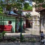 Piata Bucur, cu Clubul si Memorialul Colectiv si restaurantul vietnamez Thang Long