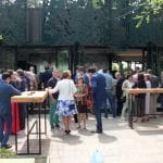 Pranz festiv la Isoletta cu evaluatorii la finalul competitiei Topul Mancarurilor 2018