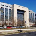 Splaiul Unirii si Dambovita intre Piata Unirii si Biblioteca Nationala