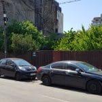 Strada Iancu Capitanu cu Biserica Pantelimon, restaurantele El Torito si Karishma
