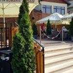 The President, salon de evenimente, restaurant si terasa pe malul Lacului Tei