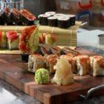 Topul Mancarurilor 2018, Ginger Sushi Bar & Lounge (Sushi, Sashimi) - finala, 28.03.2018