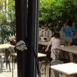 BITE, restaurant boem cu mai multe terase in strada Matasari din Bucuresti