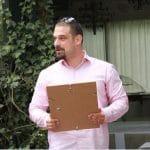 Zoran Savic, Head Cheful si patronul restaurantului Fish House de la Piata Floreasca din Bucuresti