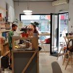 Jule, cafenea mica si boema pe Egdar Quinet in Bucuresti