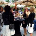 Opening Party pentru terasa La Strada a hotelului Athenee Palace Hilton din Bucuresti