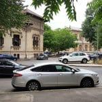 Piata Constitutiei din Bucuresti, cu restaurantele Haute Pepper si Social 1