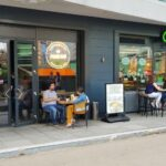 Pipera la Str. George Constantinescu cu restaurante si cafenele 5