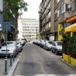 Strada Ion Brezoianu in Centrul Istoric, cu Energiea, Paine si Vin, Origo si altele