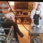 2 Michelin star dinner prepared by Chef Claude Giraud in Bucharest