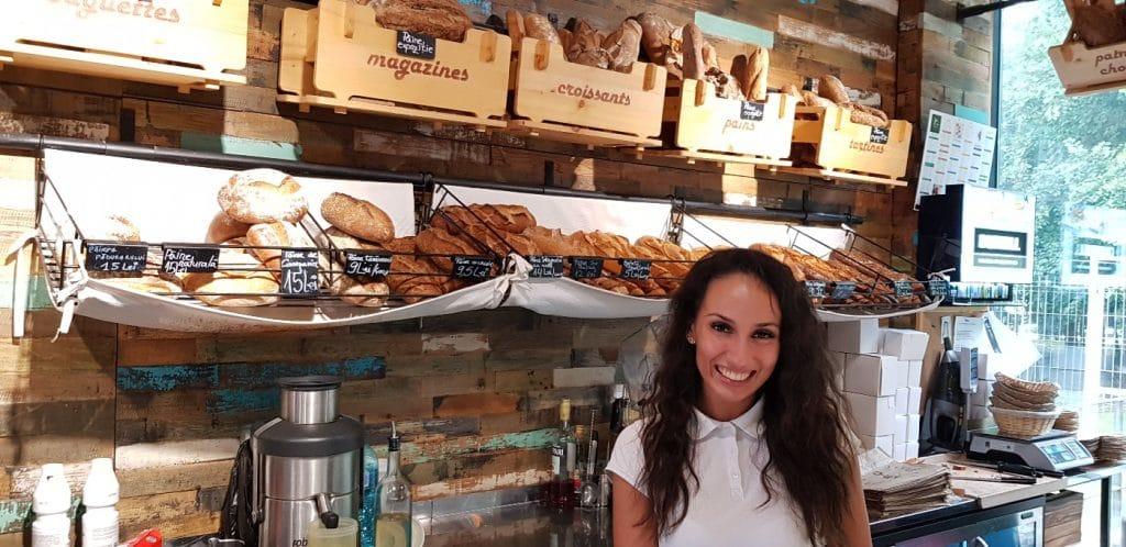 ARC Bakery, bistrou, patiserie si brutarie la Arcul de Triumf