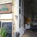 Bernschutz & Co, ceainarie boema in Bucuresti, pe strada Eremia Grigorescu