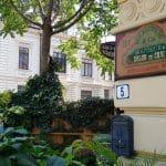 Bernschutz & Co de la Icoanei, o ceinarie boema in Bucurestiul vechi