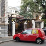 Calderon 18, restaurant si bar cu terasa in Jean Louis Calderon