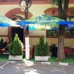 Casa Jienilor din strada Fainari, restaurant traditional romanesc