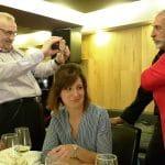 Cina chefului cu doua stelute Michelin Claude Giraud la La Cave de Bucarest