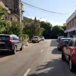 Cotroceni, in zona Bistro Nouveau, de pe strada Pasteur