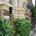 Eremia Grigorescu, ceainaria Bernchutz & Co, Point, restaurantul boem Shift Pub
