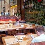 Flying Pig, restaurant de carne in Barbu Vacarescu, langa Promenada Mall