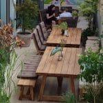 Frank Bistro & Dessert Bar, bucatarie urbana la Piata 1 Mai