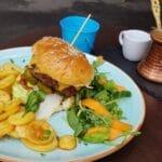 Hamburger la Atelierul de Tarte